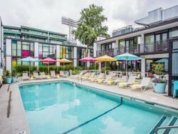 Verb Hotel Outdoor Pool & Deck