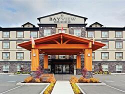 bayview hotel exterior