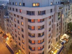 Attractive Exterior design at Eresin Taxim Premier
