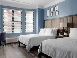 Kixby hotel Double Room Interior