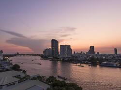 Exterior View of Chatrium Hotel Riverside Bangkok