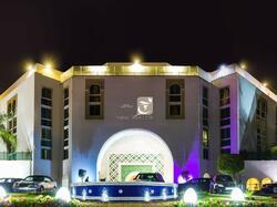 Exterior View at Night - Farah Rabat Hotel