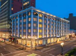 exterior of Hi-Lo hotel building