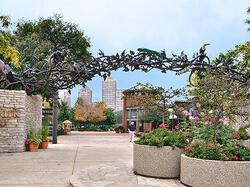 Lincoln Park Zoo Entrance