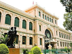 Saigon Central Post Office - Ho Chi Minh City