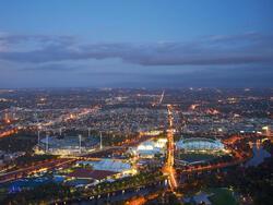 Melbourne & Aami Park
