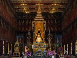 The Bangkok National Museum  near Emporium Suites by Chatrium