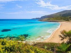 Vista de la Playa de Cala Mesquida | Mallorca