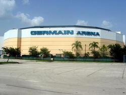 germain arena building