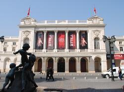 Municipal Theater Santiago