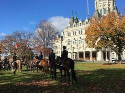 Governor's Horse Guard near Farmington Inn and Suites