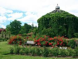 Elizabeth Park near Farmington Inn and Suites