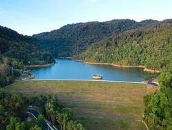 Places of Interest - Air Itam Dam in Penang