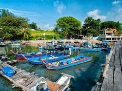 Places of Interest - Batu Maung Fish Village in Penang