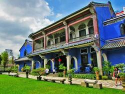 Places of Interest - Cheong Fatt Tze Mansion Penang