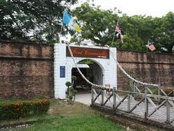 Places of Interest - Fort Cornwallis Penang