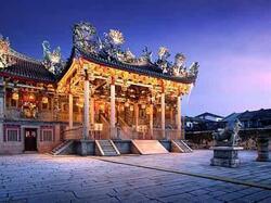 Places of Interest - Khoo Kongsi Penang