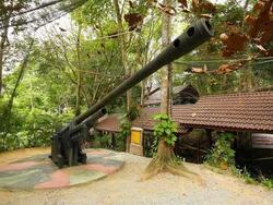 Places of Interest - Penang War Museum
