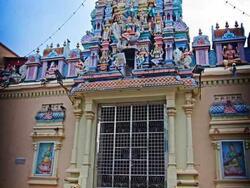 Places of Interest - Sri Mahamariamman Temple Penang