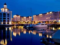 Places of Interest - Straits Quay Marina Mall in Penang