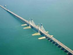 Places of Interest - Sultan Abdul Halim Muadzam Shah Bridge in Penang