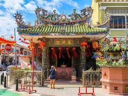Places of Interest - Yap Kongsi Temple Penang