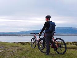Excursiones Patagonia Chile Bicicleta estancia