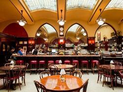 Huber's Cafe Portland