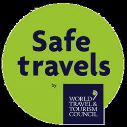 Safe Travels Award Logo