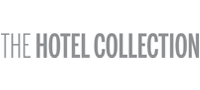 A logo about hotel collection at Grand Hotel Minerva