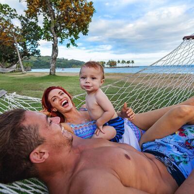 Hammoc Family at Naviti Resort