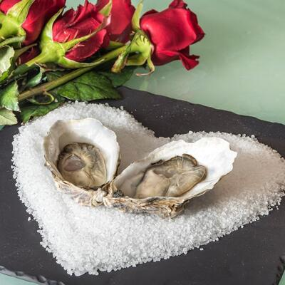 Oysters Valentine's Day at The Capital by Warwick