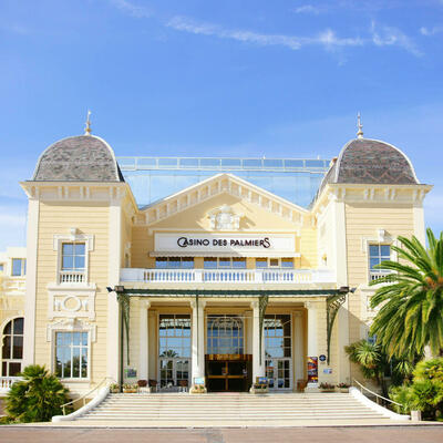 Hotel Casino des Palmiers in Hyères, France