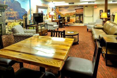 Bell Rock Inn Lobby