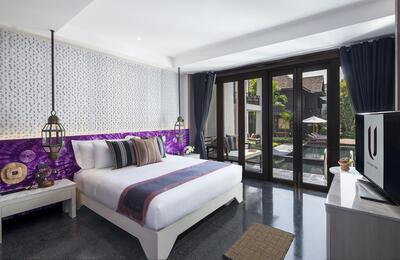 U Chiang Mai Superior Room Pool Access
