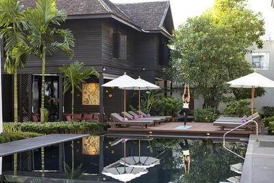 U Chiang Mai Lobby View