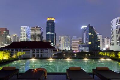 U Sukhumvit Bangkok Swimming Pool