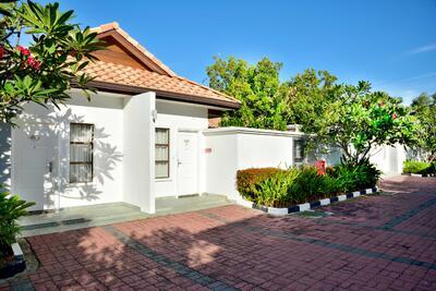 Best resort in Port Dickson, Malaysia. Each villa has a landscap