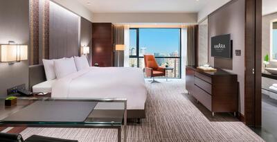 Amara Signature Shanghai Room 上海安曼那卓越酒店  房间