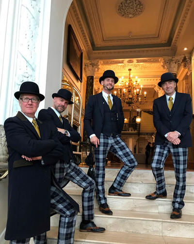 Team at The Grand Brighton in East Sussex, United Kingdom