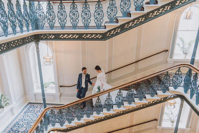 Wedding at The Grand Brighton in East Sussex, United Kingdom