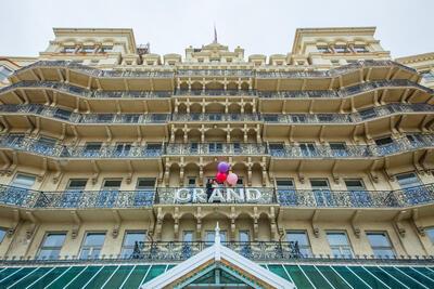 The Grand Brighton in East Sussex, United Kingdom