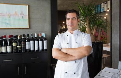 Chef of DUPARC Restaurant, Torino