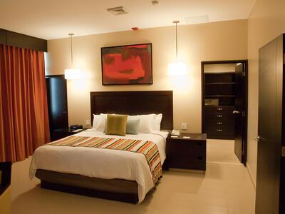 Dormitorio presidencial