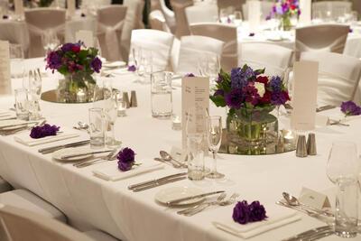 Wedding Table Set Up in Marmion Venue - Getting Married in Yarra