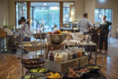 Breakfast Buffet at Bella Restaurant - Yarra Valley Lodge