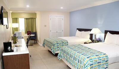 Junior Suite Double Room Full