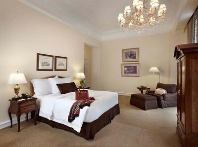 Mahakan Suite at Hotel Gran Mahakam in Jakarta, Indonesia