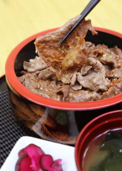 Dining at Hotel Gran Mahakam in Jakarta, Indonesia