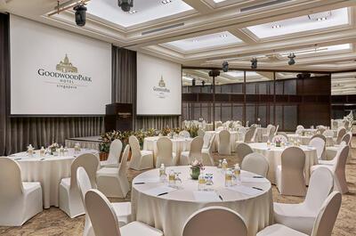 Event Venue at Goodwood Park Hotel Singapore